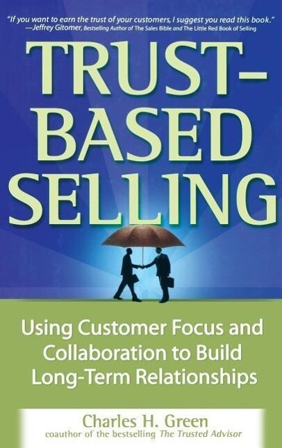 Trust-Based Selling als Buch