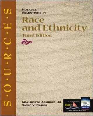 Sources: Notable Selections in Race and Ethnicity als Taschenbuch