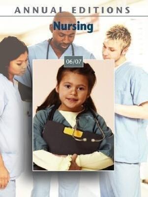 Annual Editions: Nursing als Taschenbuch