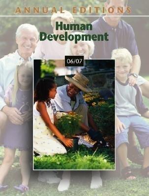 Annual Editions: Human Development 06/07 als Taschenbuch