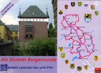 Die Dürener Burgenrunde als Buch