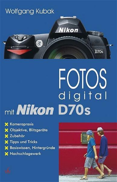 Fotos digital mit Nikon D70s als Buch