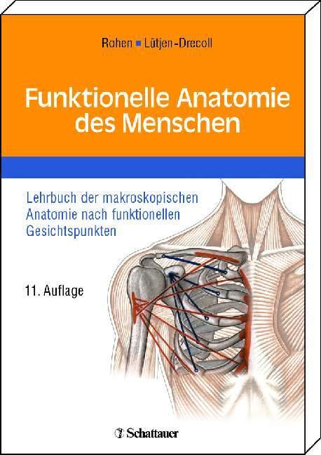 Funktionelle Anatomie des Menschen als Buch