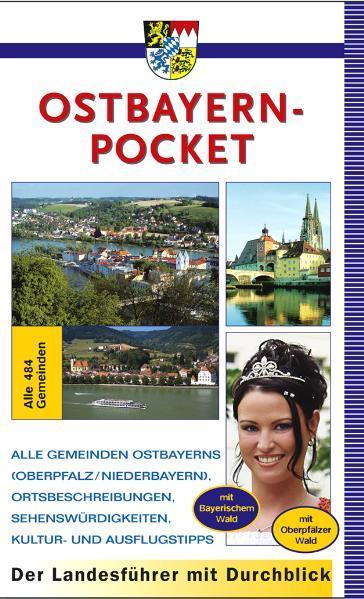 Ostbayern-Pocket als Buch
