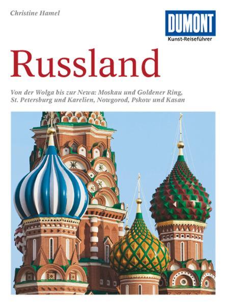 Rußland. Kunst - Reiseführer als Buch