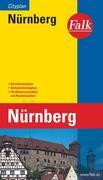 Falk Cityplan Nürnberg 1 : 20 000
