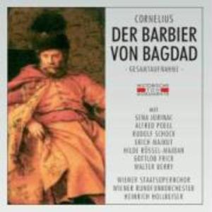 Der Barbier Von Bagdad als CD