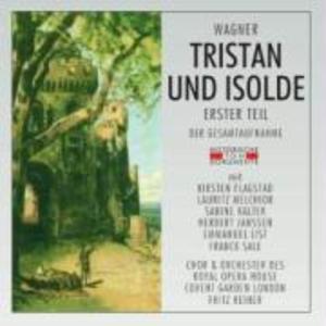 Tristan Und Isolde-Erster Teil als CD