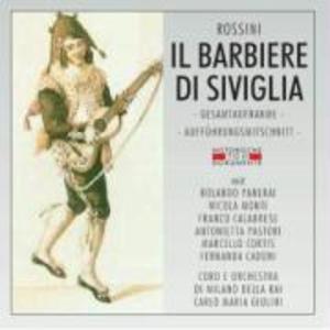 Il Barbiere Di Siviglia als CD