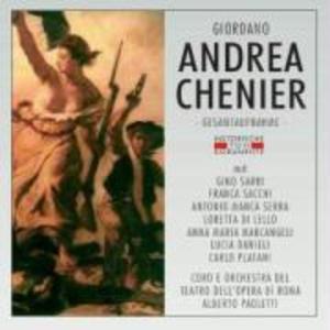 Andrea Chenier als CD