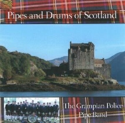 Pipes And Drums Of Scotland als CD