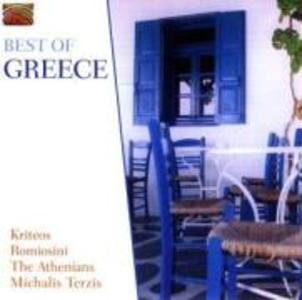 Best Of Greece als CD