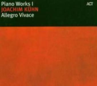 Allegro Vivace-Piano Works als CD