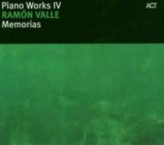 Memorias-Piano Works als CD