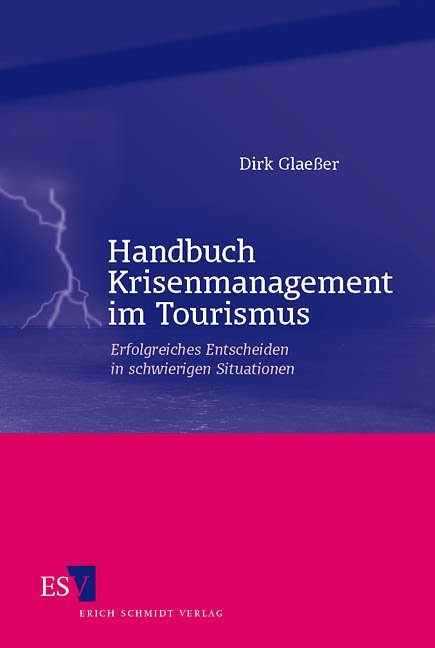Handbuch Krisenmanagement im Tourismus als Buch