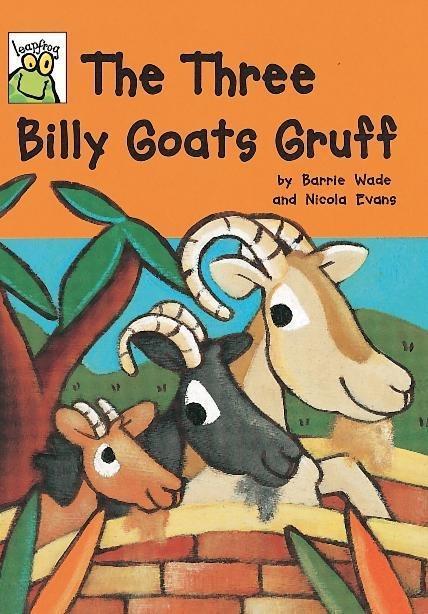 Leapfrog Fairy Tales: The Three Billy Goats Gruff als Taschenbuch