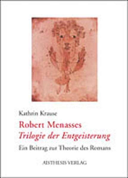 """Robert Menasses """"Trilogie der Entgeisterung"""" als Buch"""