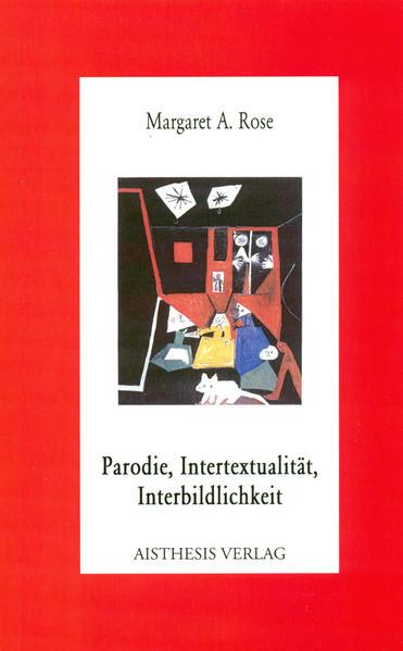 Parodie, Intertextualität, Interbildlichkeit als Buch