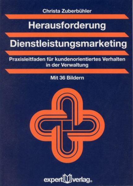 Herausforderung Dienstleistungsmarketing als Buch