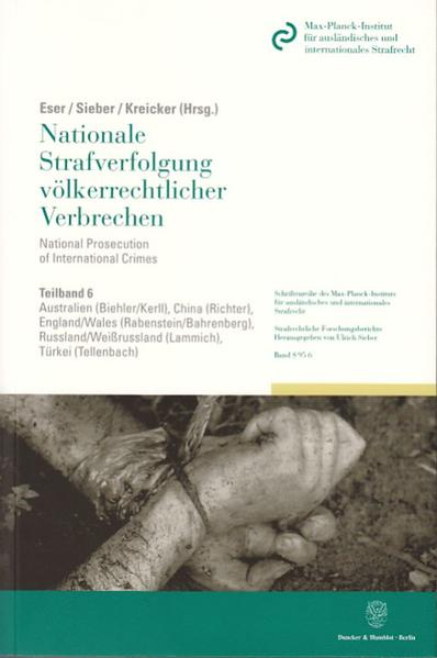 Nationale Strafverfolgung völkerrechtlicher Verbrechen / National Prosecution of International Crimes 6 als Buch