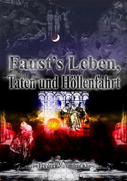 Faust's Leben,Taten und Höllenfahrt als Buch