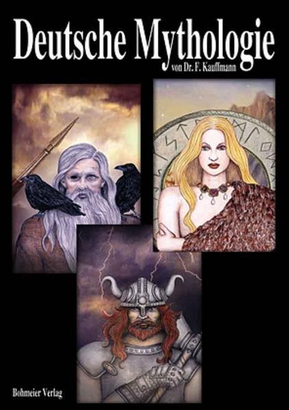 Deutsche Mythologie als Buch
