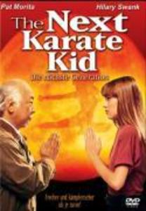 The Next Karate Kid als DVD