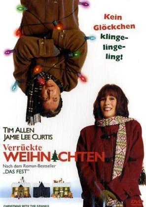 Verrückte Weihnachten als DVD