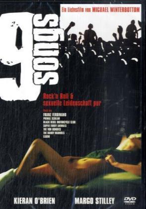 9 Songs als DVD