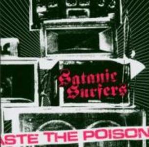 Taste The Poison als CD
