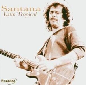 Latin Tropical als CD