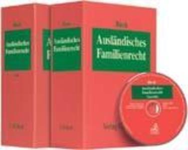 Ausländisches Familienrecht (ohne Fortsetzungsnotierung). Inkl. 16. Ergänzungslieferung als