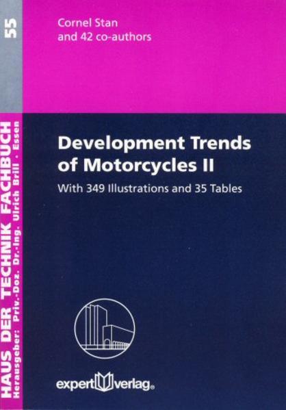Development Trends of Motorcycles, II als Buch