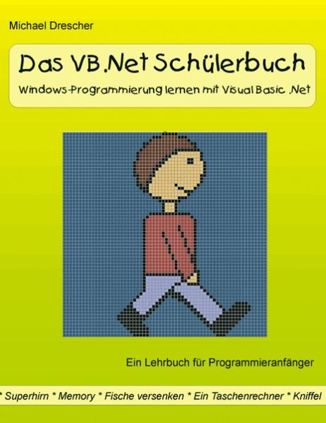 Das VB.Net Schülerbuch als Buch