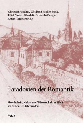 Paradoxien der Romantik als Buch