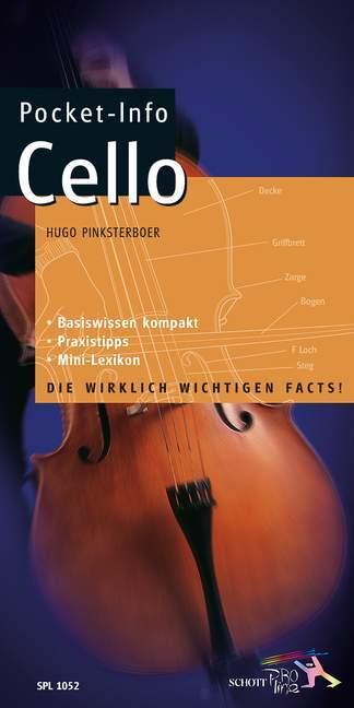 Pocket-Info. Cello als Buch