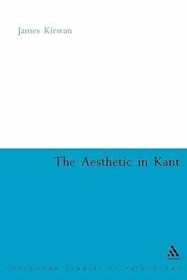 The Aesthetic in Kant: A Critique als Buch