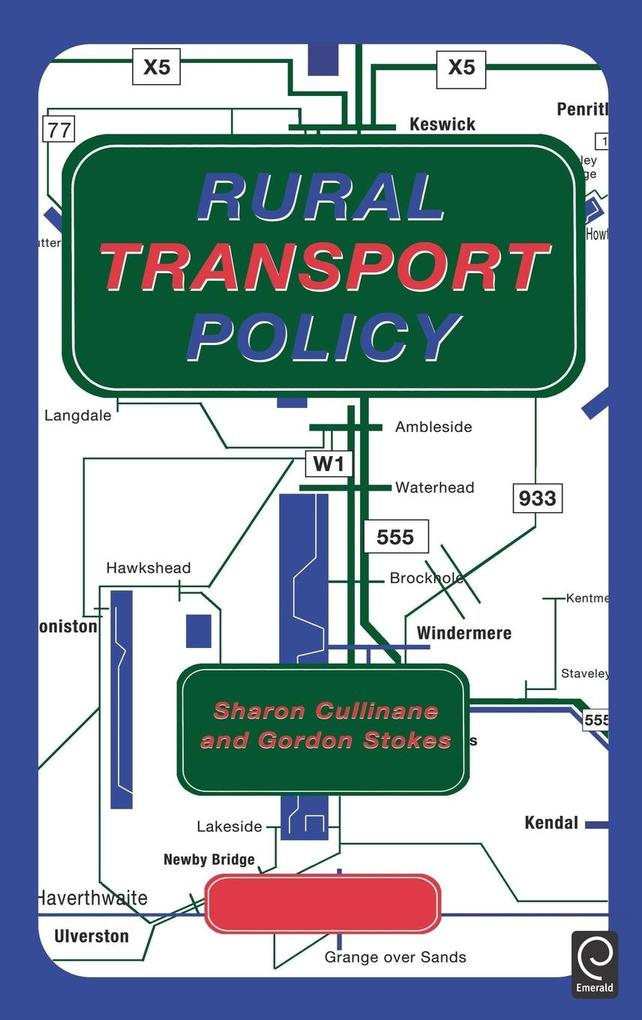 Rural Transport Policy als Buch