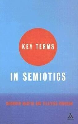Key Terms in Semiotics als Buch