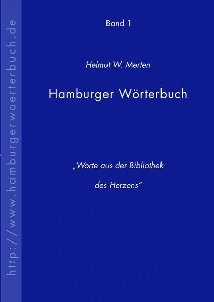 Hamburger Wörterbuch als Buch