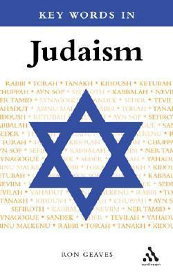 Key Words in Judaism als Buch