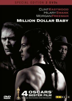 Million Dollar Baby als DVD