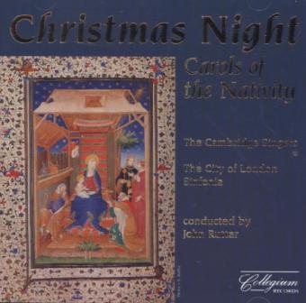 Christmas Night als CD