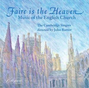 Faire Is The Heaven als CD