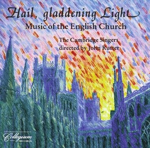 Hail,Gladdening Light als CD