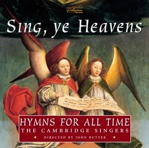Sing,Ye Heavens als CD