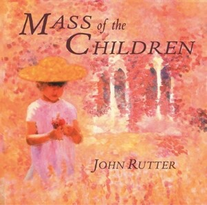 Mass Of The Children als CD
