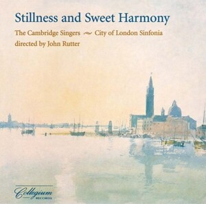 Stillness And Sweet Harmony als CD