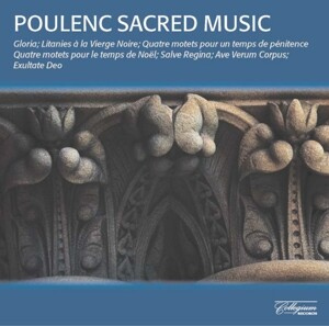 Sacred Music als CD
