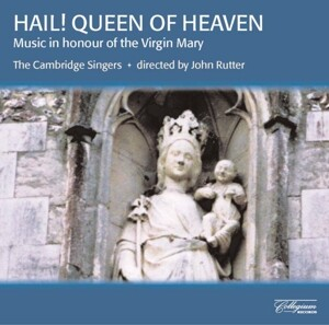 Hail! Queen Of Heaven als CD